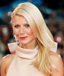 Gwyneth Paltrow on red carpet